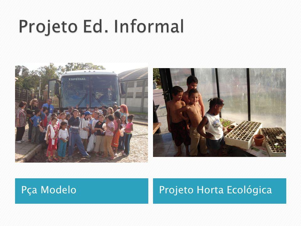 Pça ModeloProjeto Horta Ecológica