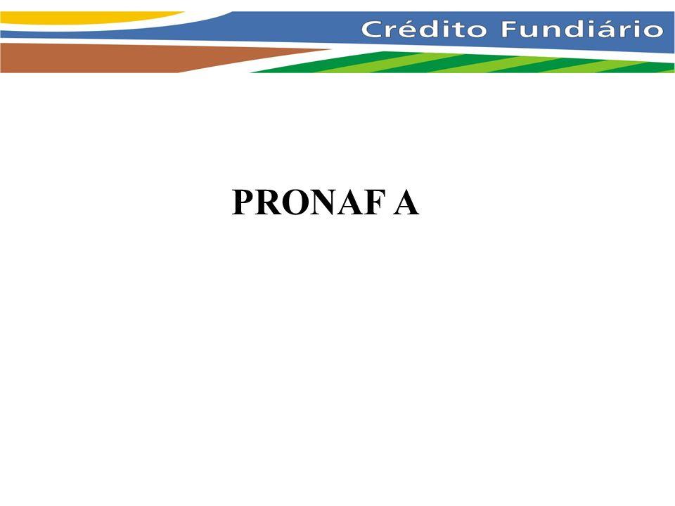 PRONAF A