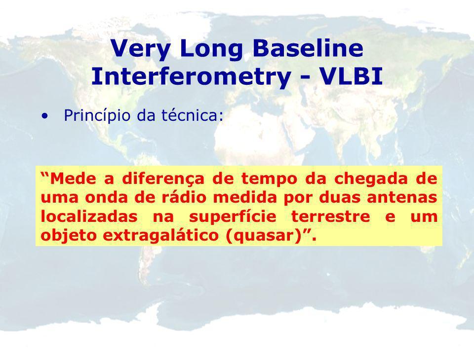 Diâmetro: 14,2 m Fortaleza: está movendo- se 12 mm/ano em direção ao norte, 5 mm/ano em direção oeste, 2 mm/ano para cima (INPE, 2007).