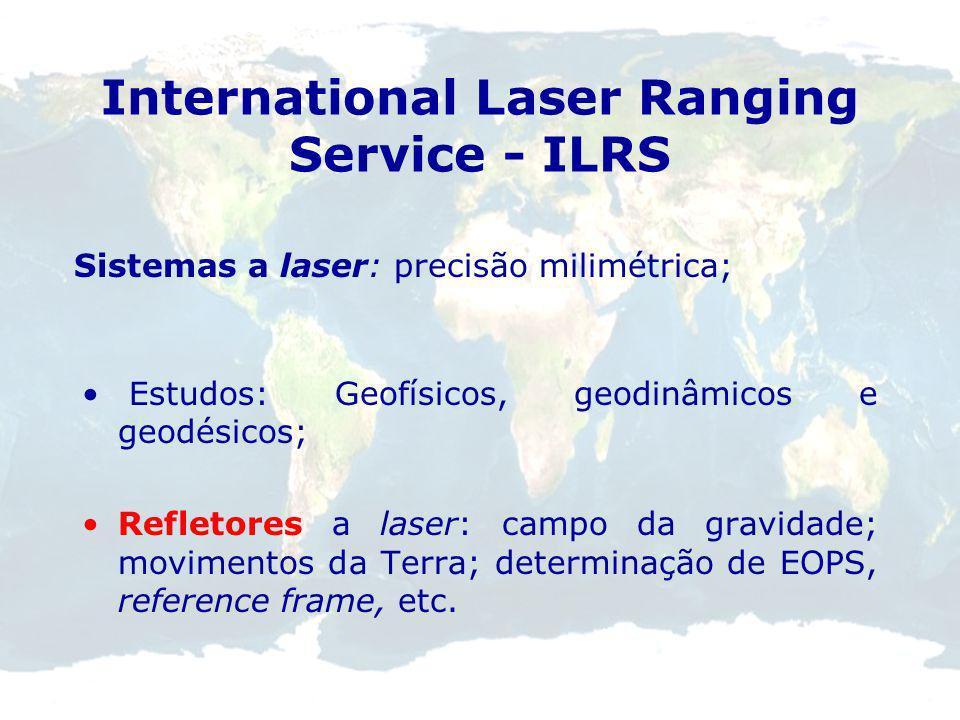 Very Long Baseline Interferometry - VLBI Variações do movimento de rotação da Terra; Movimento das placas litosféricas; Cartografia, Navegação e Geodé