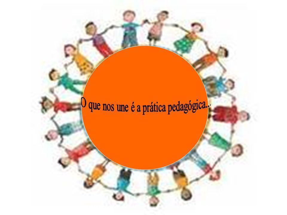 13/4/2014 O que nos une é a prática pedagógica. 13