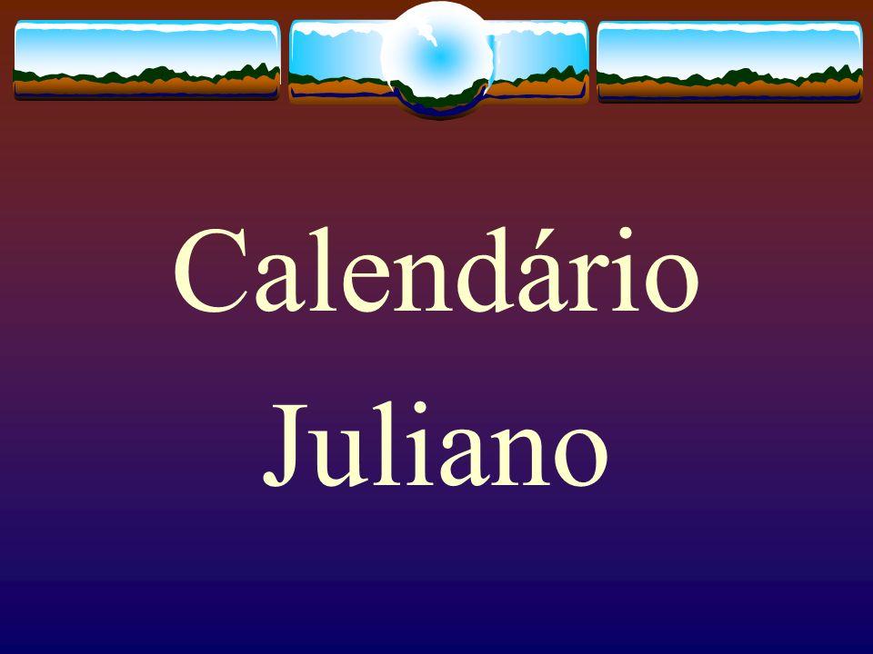 O Objetivo deste atividade é apresentar um cálculo matemático feito para se ter a conversão de qualquer data em dia Juliano.