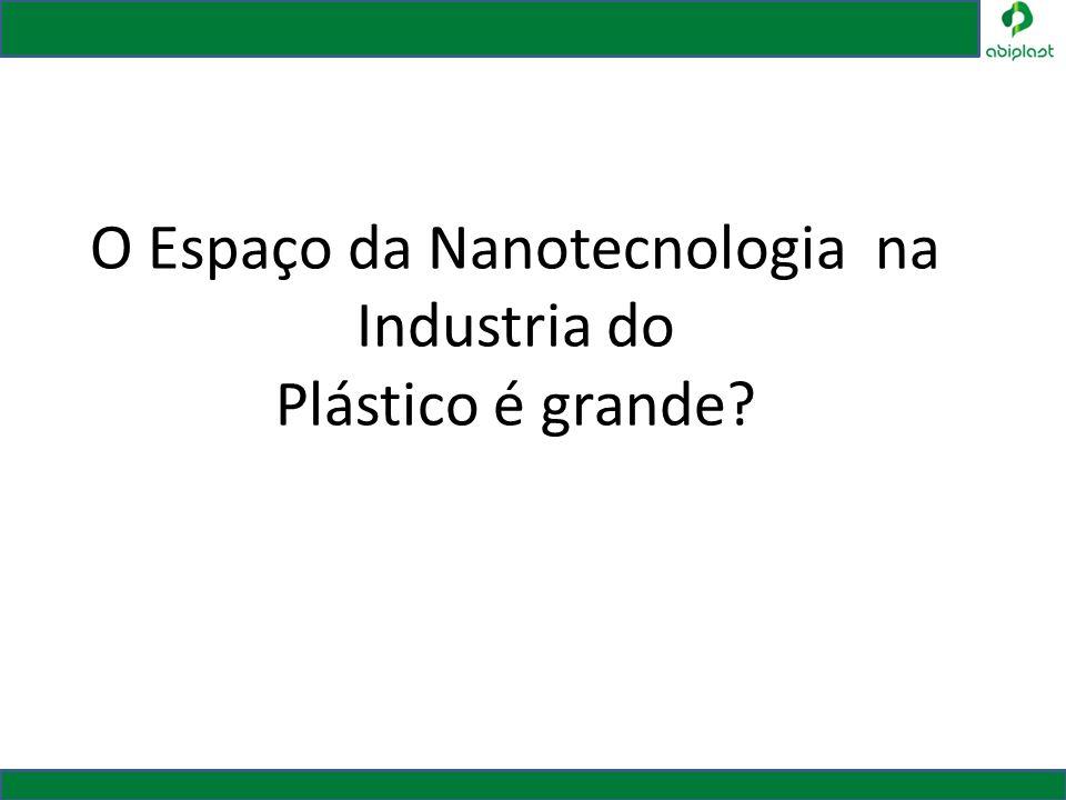 O Espaço da Nanotecnologia na Industria do Plástico é grande?