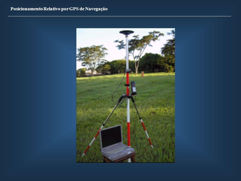 EXPERIMENTOS REALIZADOS Levantamento da Área Teste de Georreferenciamento da UNESP/ITESP; e Levantamento de linhas de base até 20 km.