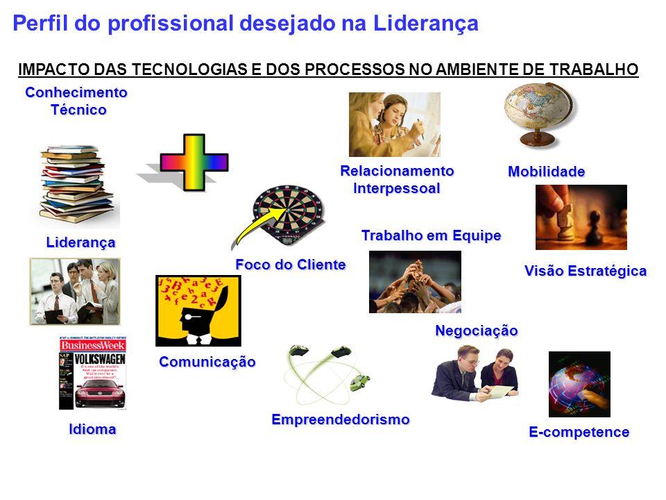 Visão Estratégica Liderança Empreendedorismo RelacionamentoInterpessoal Mobilidade Trabalho em Equipe Foco do Cliente Negociação Comunicação Idioma E-