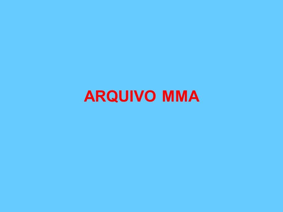 ARQUIVO MMA