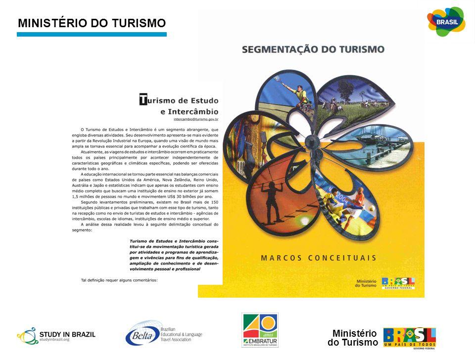 Ministério do Turismo MINISTÉRIO DO TURISMO