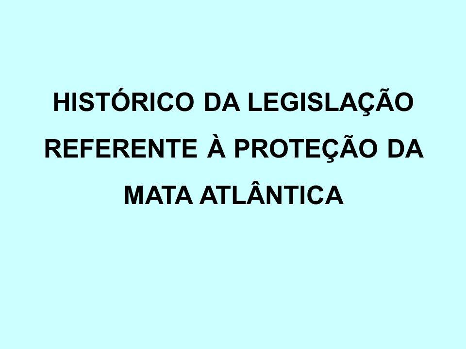 DE COMO O PROJETO DE LEI DA MATA ATLÂNTICA FOI TIRADO DA PAUTA DE VOTAÇÃO DA CÂMARA DOS DEPUTADOS NO DIA 18/06/02, EM BRASÍLIA Depois de finalmente entrar na pauta da sessão de votação do Plenário da Câmara, o Projeto de Lei da Mata Atlântica, há mais de 10 anos tramitando no Congresso Nacional, foi alvo, no dia 18/06, de mais uma reação das forças contrárias à sua aprovação que por meio de um requerimento produzido por PPB, PFL e PMDB retiraram o PL da Mata Atlântica da pauta do Plenário.