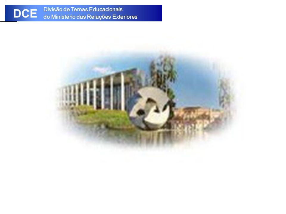 Divisão de Temas Educacionais do Ministério das Relações Exteriores DCE