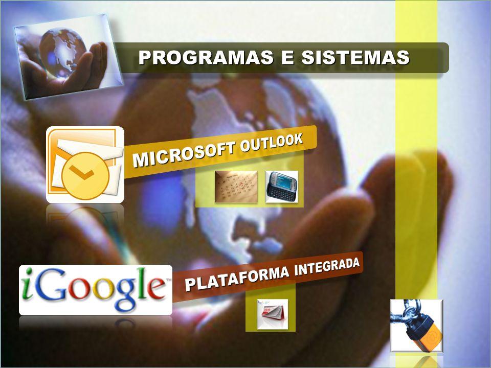 PROGRAMAS E SISTEMAS