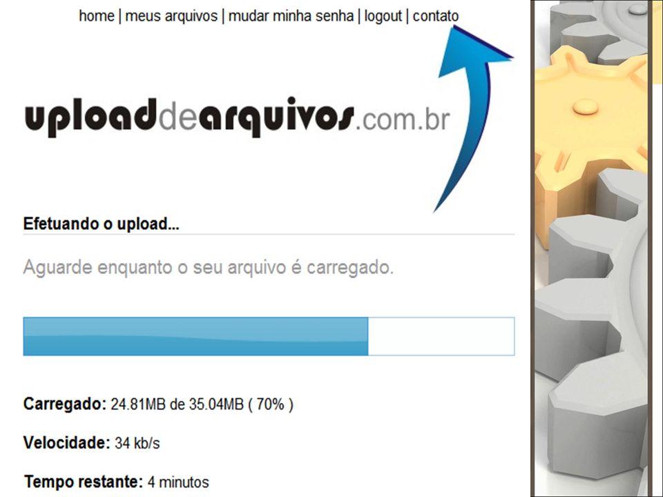 DICA GI UPLOAD DE ARQUIVOS Rapidshare Megaupload Easyshare Uploaddearquivos