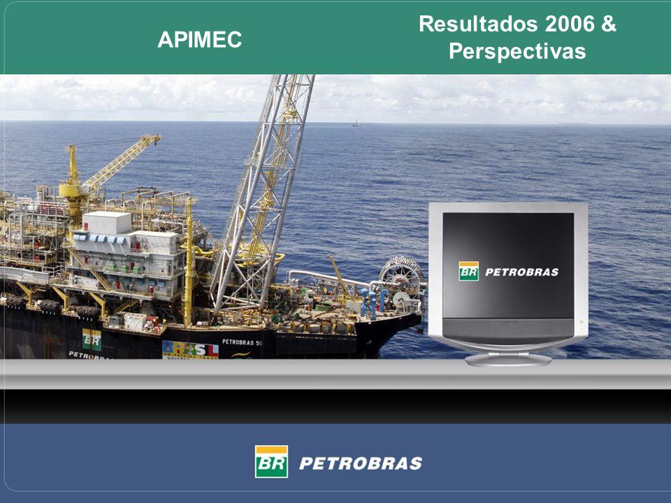 APIMEC Resultados 2006 & Perspectivas
