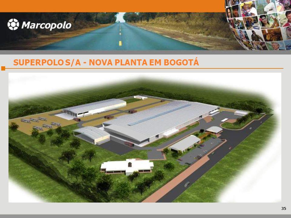 SUPERPOLO S/A - NOVA PLANTA EM BOGOTÁ 35