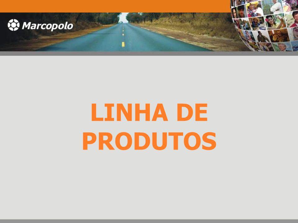 LINHA DE PRODUTOS