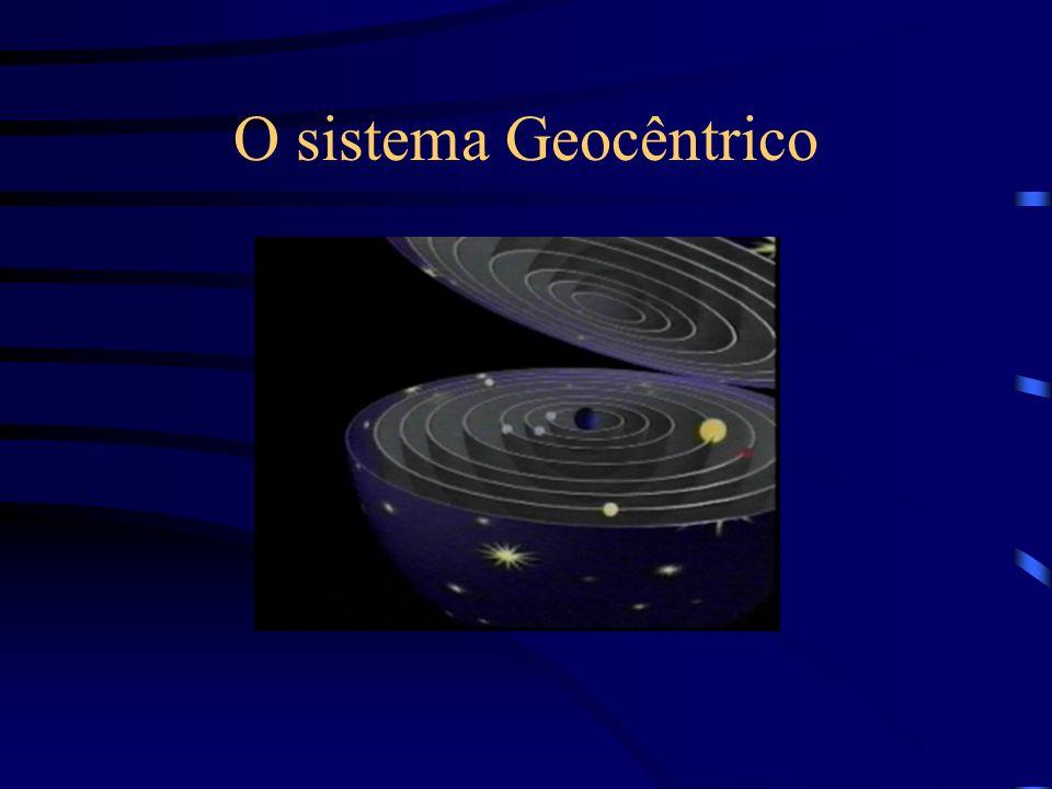 O sistema Geocêntrico