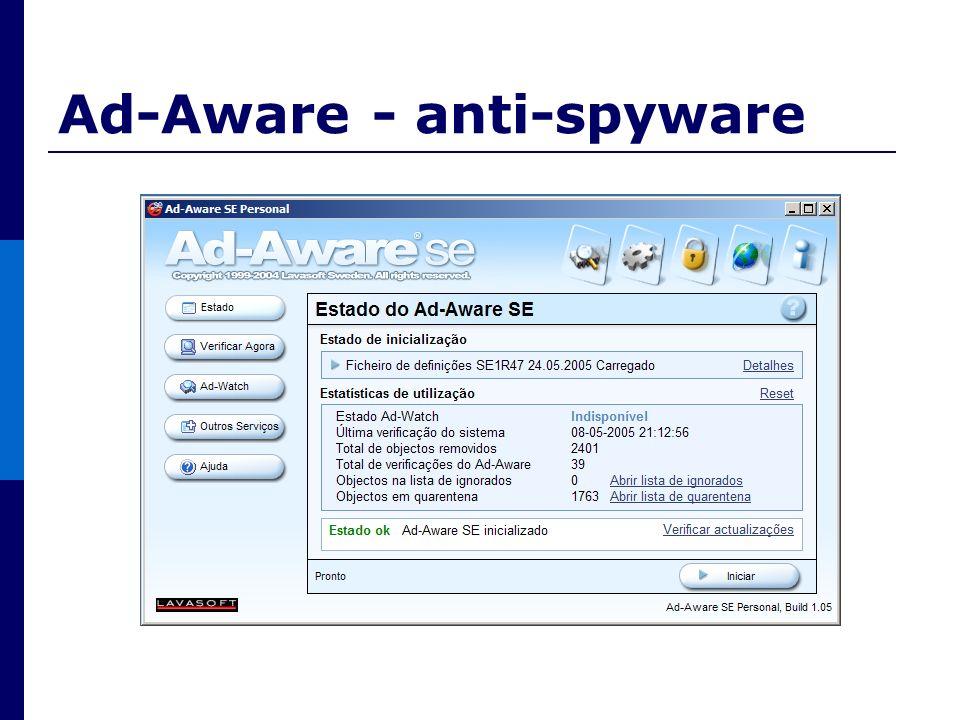 Ad-Aware - anti-spyware