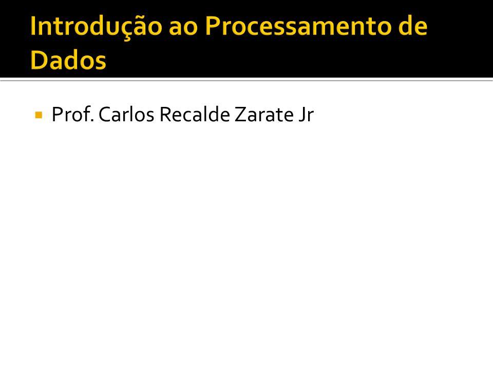 Prof. Carlos Recalde Zarate Jr