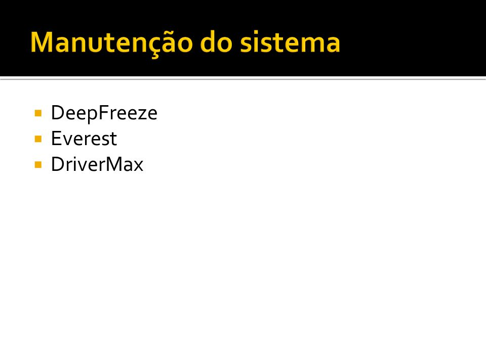 DeepFreeze Everest DriverMax