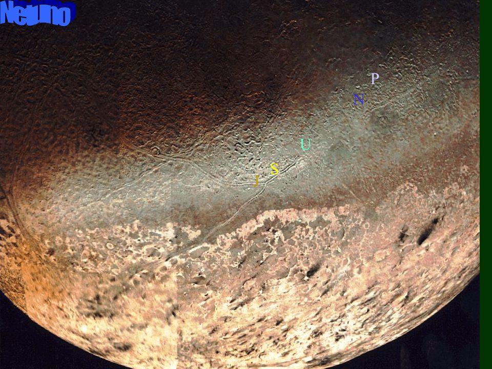 O planeta deitado -210 o C S U N P J