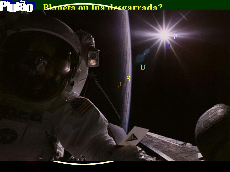 O planeta azul -220 oC S U N P J