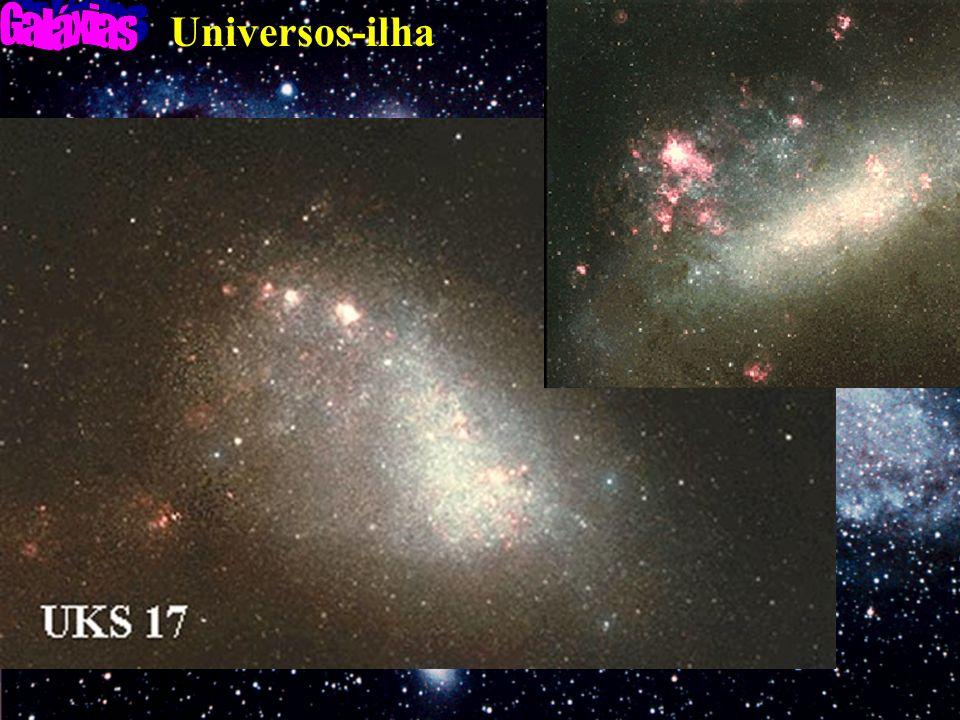 Astronomia: Sol 100 mil anos-luz