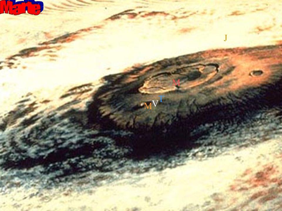 O planeta vermelho -40 o C T M J V M