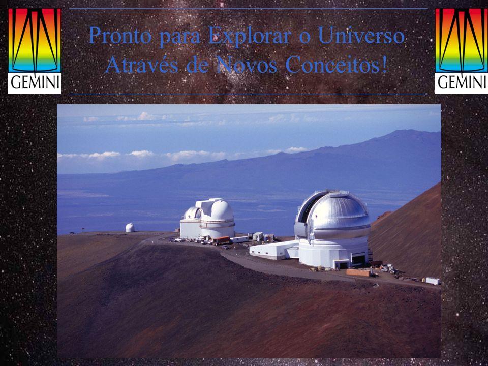 Pronto para Explorar o Universo Através de Novos Conceitos!