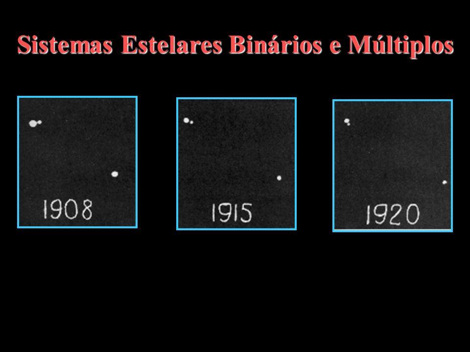 Sistemas Estelares Binários e Múltiplos