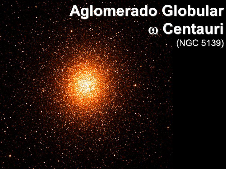 Aglomerado Globular Centauri (NGC 5139)