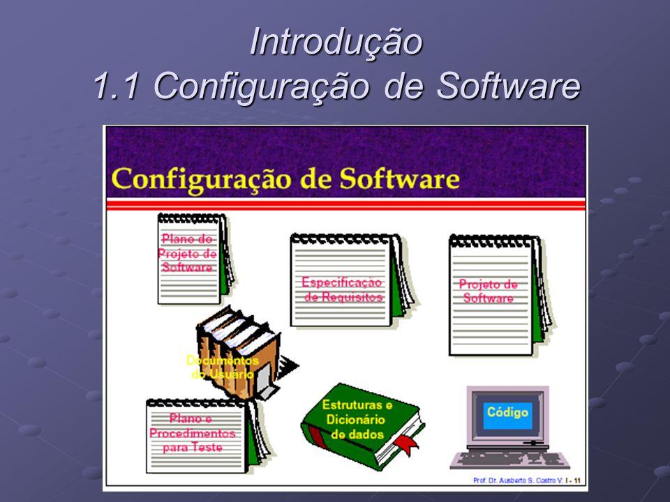 Introdução 1.1 Configuração de Software