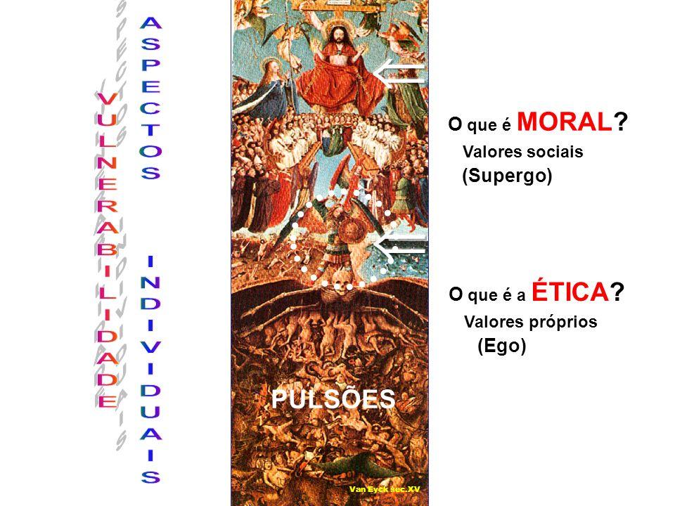 PULSÕES Van Eyck sec.XV