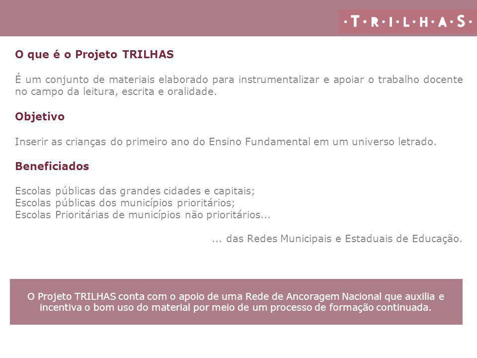 Conheça o Portal TRILHAS.