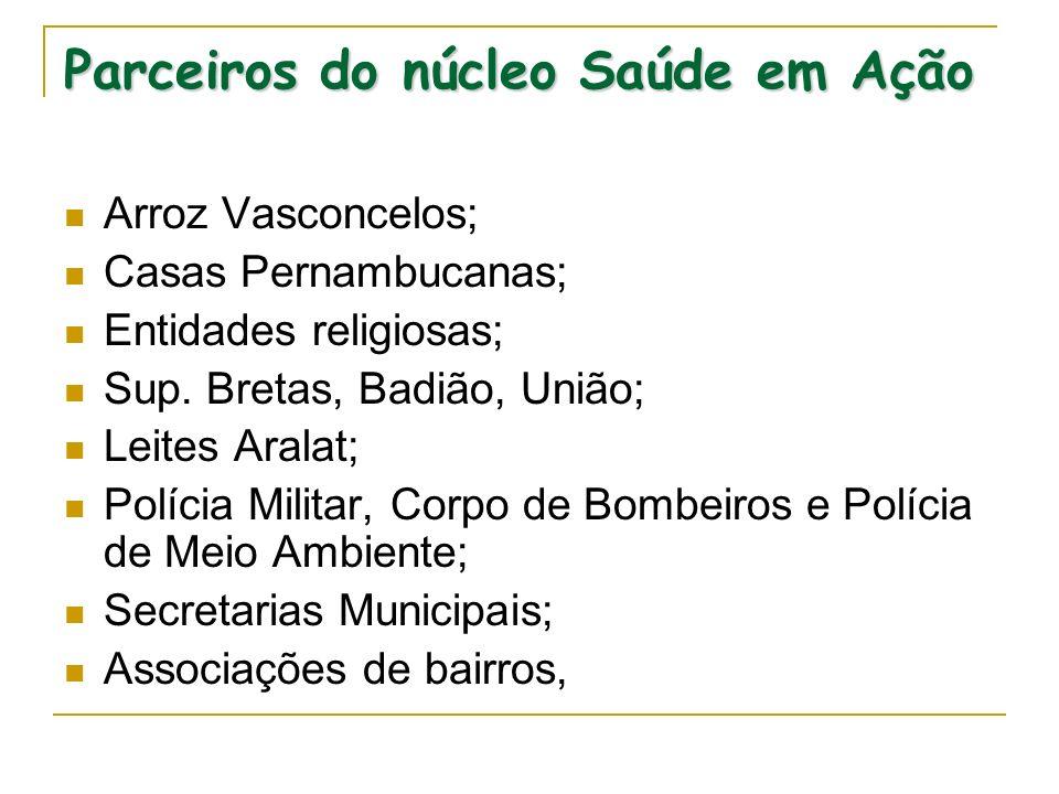 I – executar as políticas estaduais e regionais de Mobilização Social em Saúde; II – estabelecer a periodicidade das reuniões do Núcleo Municipal de Mobilização Social em Saúde; São competências dos Núcleos Municipais de Mobilização Social em Saúde: Prefeitura Municipal de Araguari