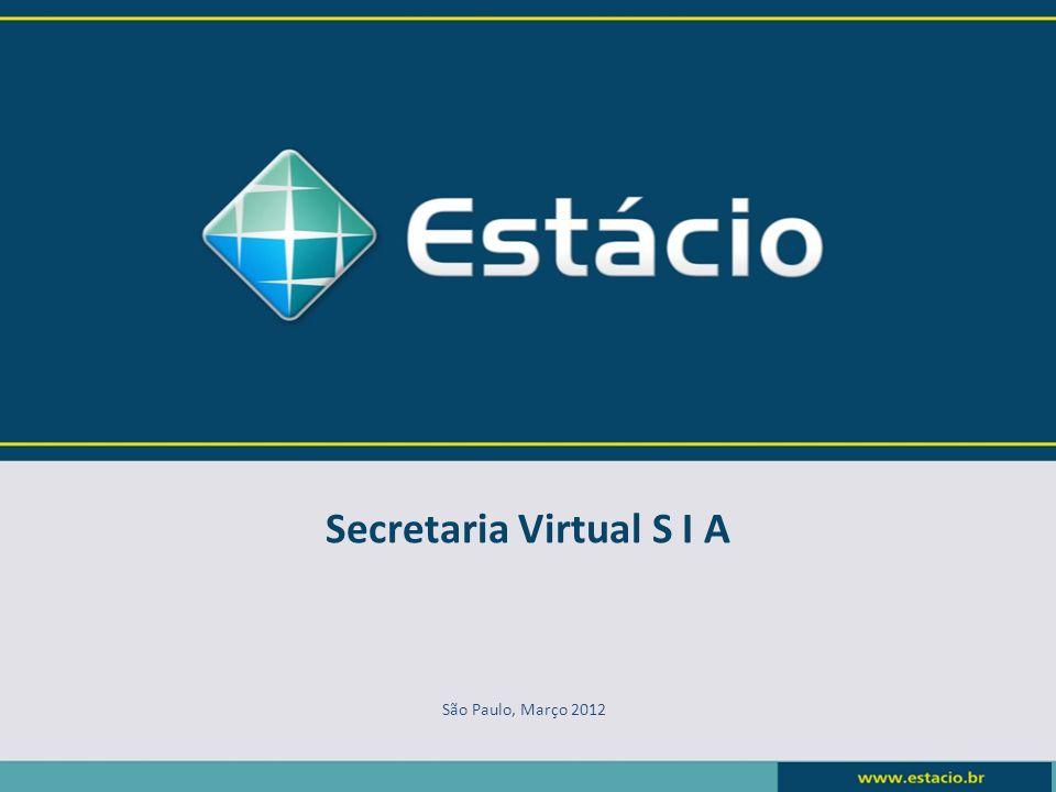 PARA ACESSAR O CAMPUS VIRTUAL Acesse: www.estacio.br ATENDIMENTO PRESENCIAL