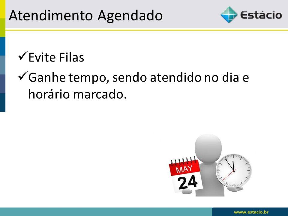 Secretaria Virtual S IA - Atendimento agendado Selecione > Atendimento Agendado> Novo > Secretaria > Continuar.