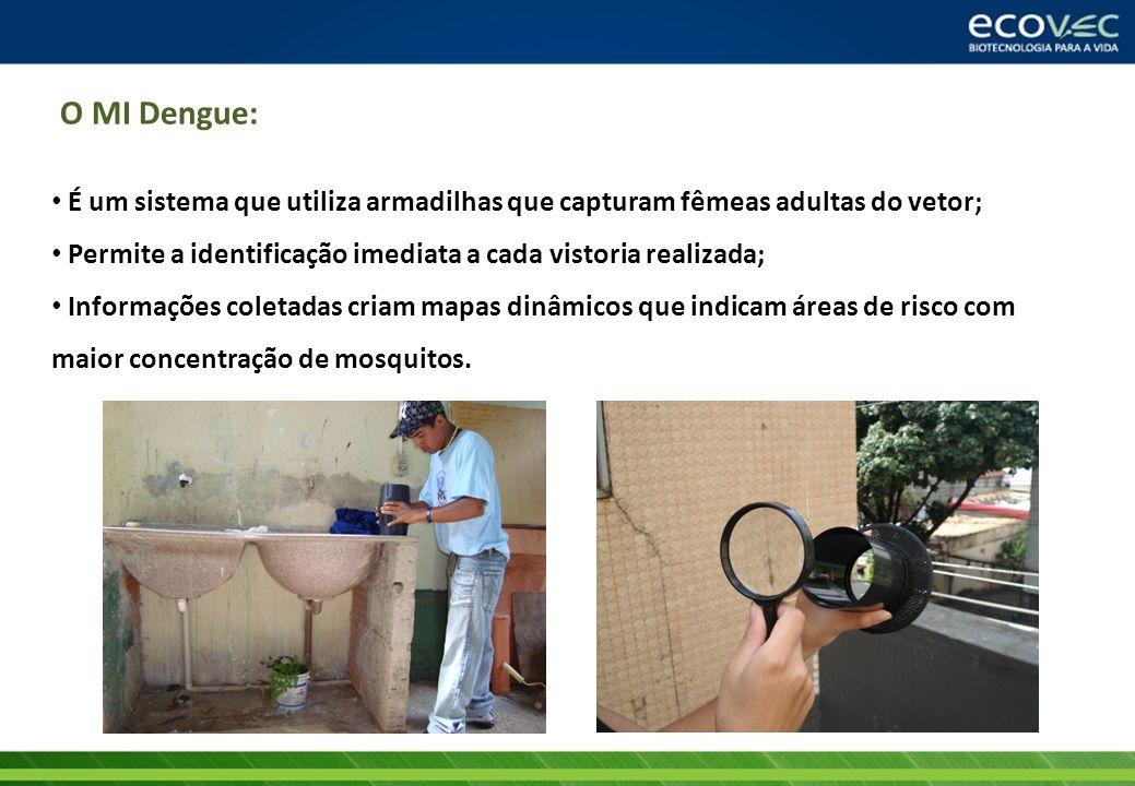 Armadilha e atraente desenvolvidos para captura da fêmea grávida do Aedes sp.