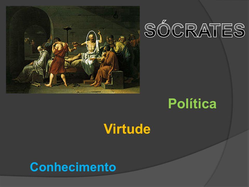 Conhecimento Virtude Política