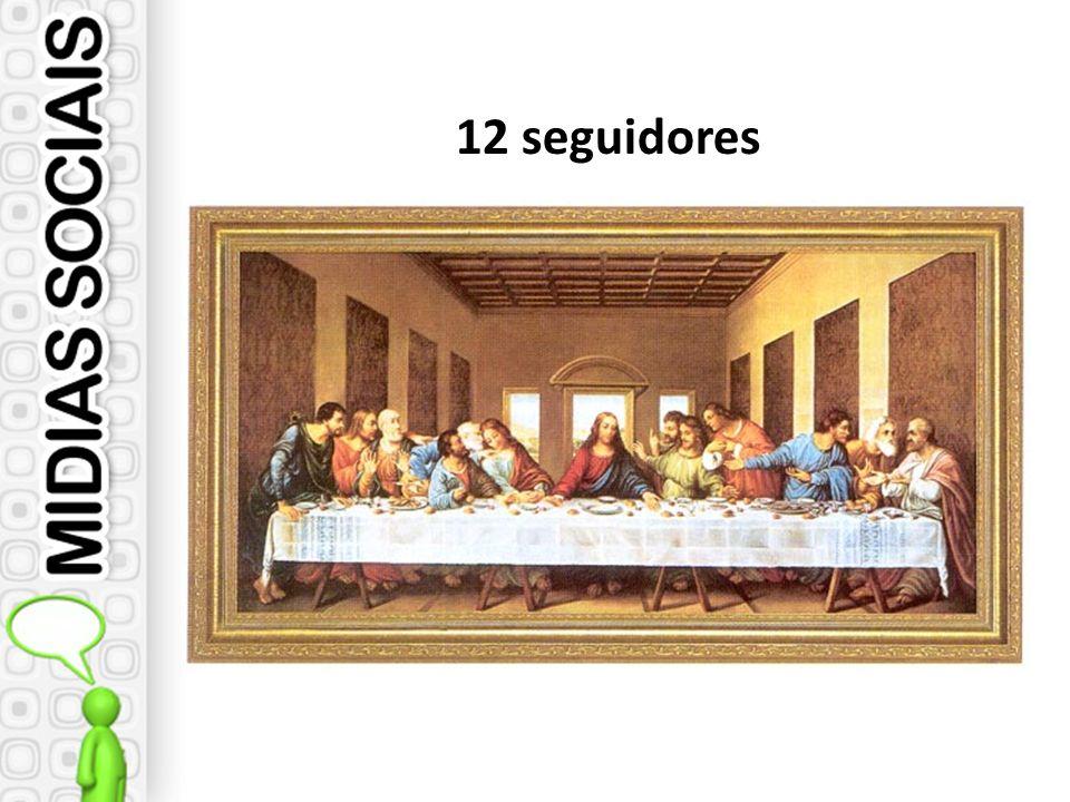 12 seguidores