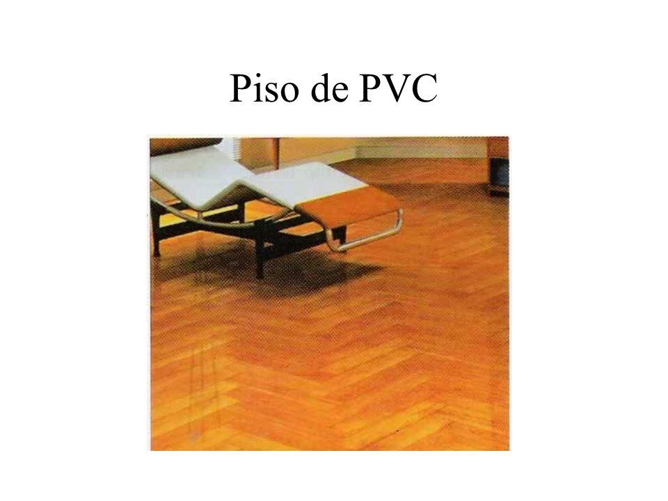 Piso de PVC