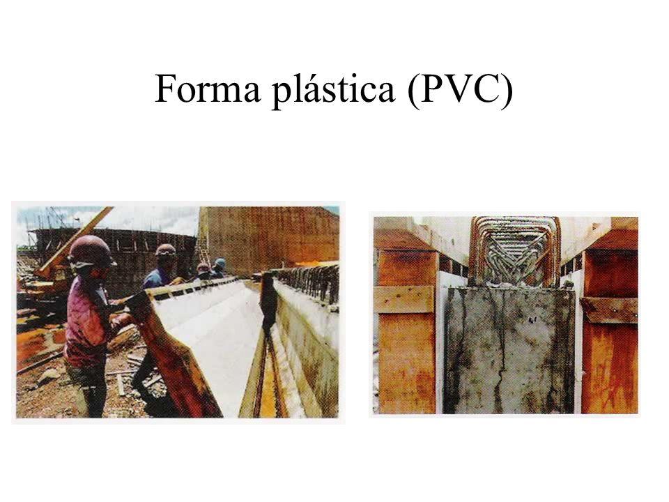 Baixo módulo- controla fissuração durante a retração Alto módulo- controla fissuração devido ao carregamento estrutural Fibra de PP