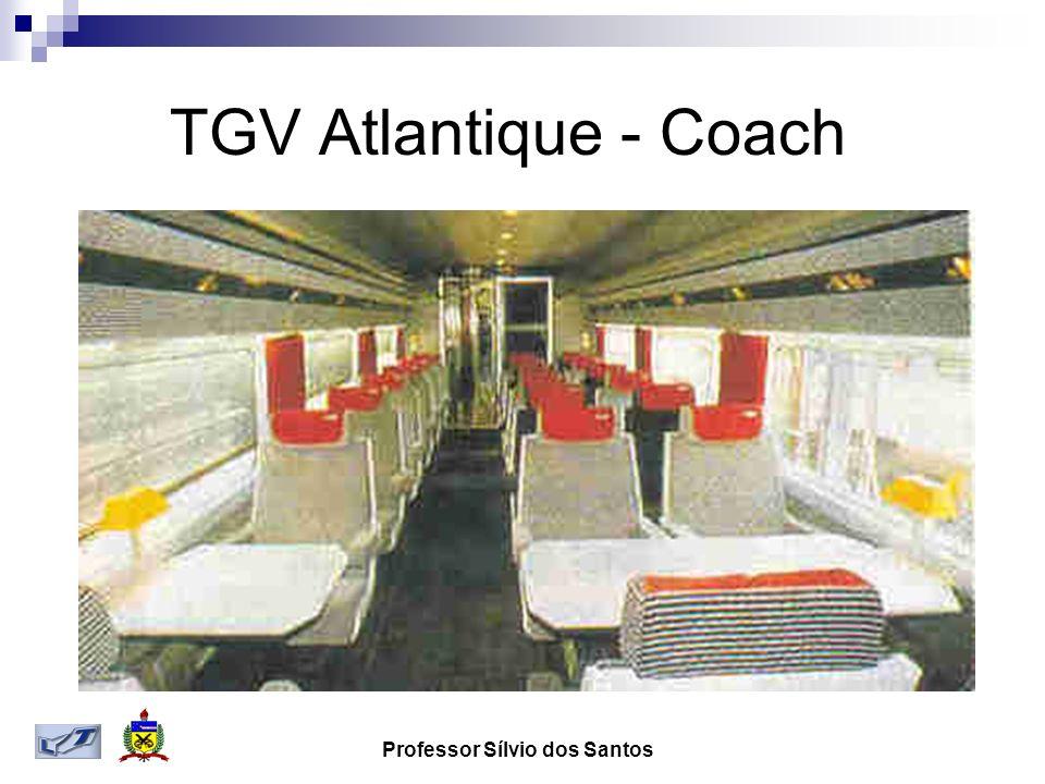 Professor Sílvio dos Santos TGV Atlantique - Coach