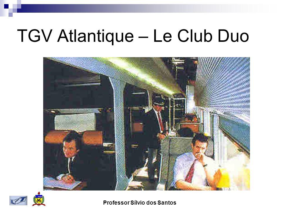 Professor Sílvio dos Santos TGV Atlantique – Le Club Duo