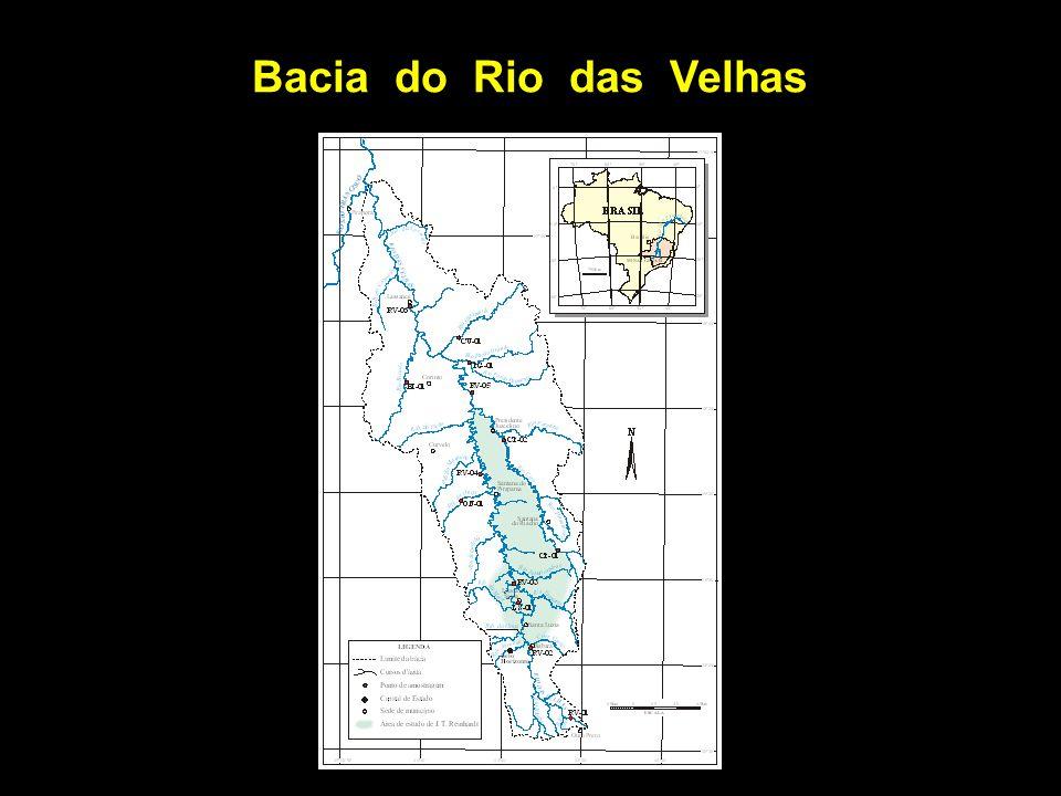Bacia do Rio das Velhas