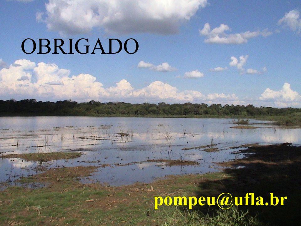 OBRIGADO pompeu@ufla.br