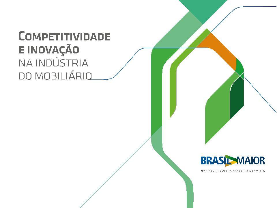 PANORAMA ATUAL DA INDÚSTRIA BRASILEIRA DE MÓVEIS EM 2011: 16,5 mil indústrias de móveis no país; Aproximadamente 307 mil pessoas empregadas no setor; Faturamento de R$ 35 bilhões, sendo US$ 743 milhões auferidos através da exportação; Presença em todos os Estados da Federação, com concentração em MG, PR, RS, SC e SP; Os principais polos moveleiros responderam por 60% da produção de móveis, com destaque para Bento Gonçalves, no Rio Grande do Sul, que sozinho foi responsável por 30% da produção dos polos.