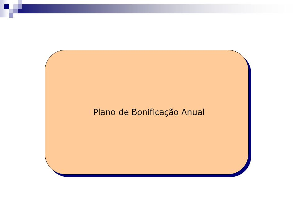 Plano de Bonificação Anual