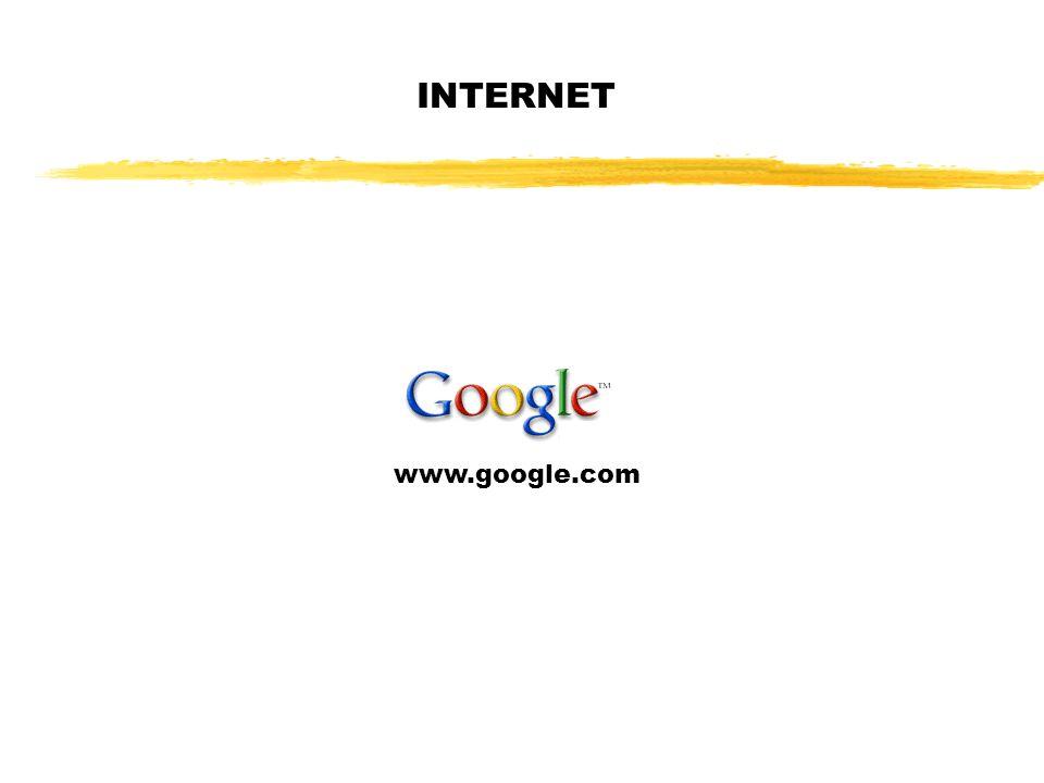 INTERNET www.google.com