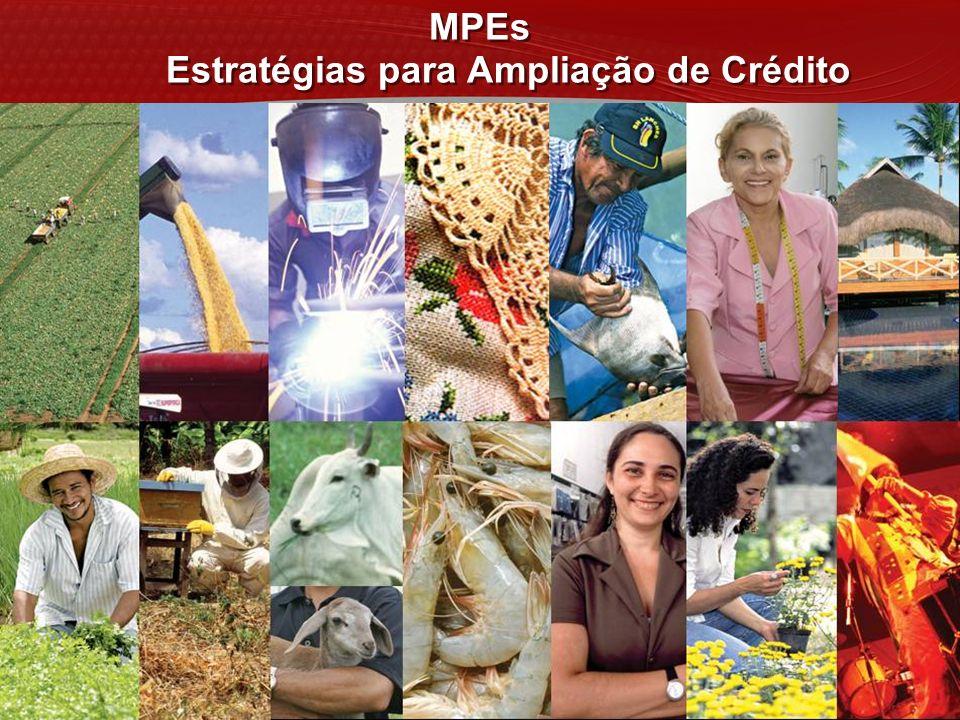 MPEs Estratégias para Ampliação de Crédito