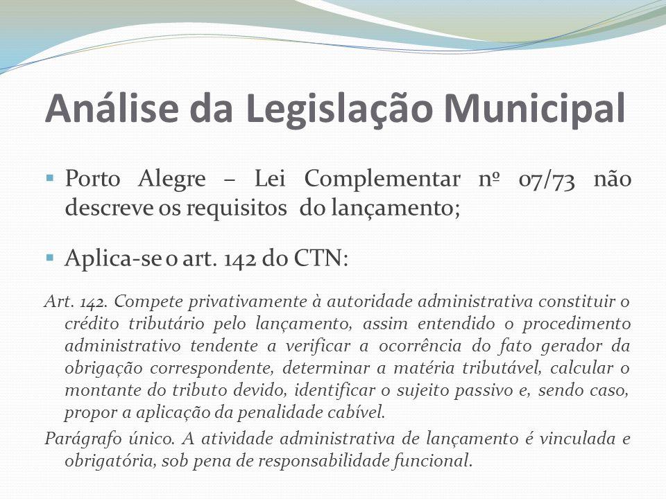 Requisitos do lançamento Decreto 70.235/72 Art.10.