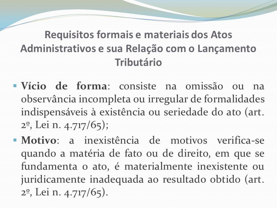FORMA 2 Breves Apontamentos Previsão em lei; Relacionada à validade do ato; Exemplos: a) Lei Complementar nº 07/73 (POA) b) Lei 6.537/73 c) Lei 9.784/98 - Art.